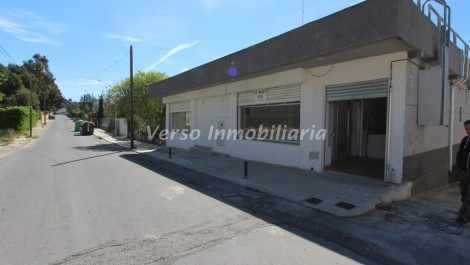 Local comercial en Calicanto