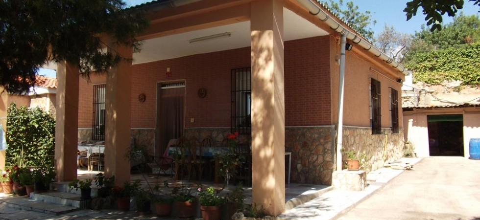 Chalet independiente en Godelleta