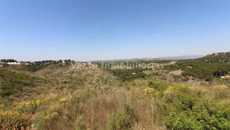 Parcela en Sierra Perenchiza